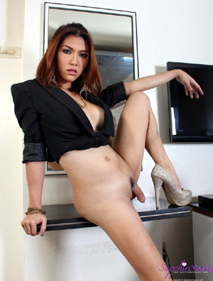 Chinese Ladyboy Porn