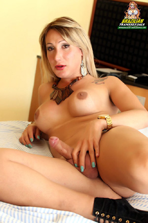 Big Cock Brazilian Transsexuals
