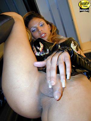 Latina Big Cock Tranny Porn