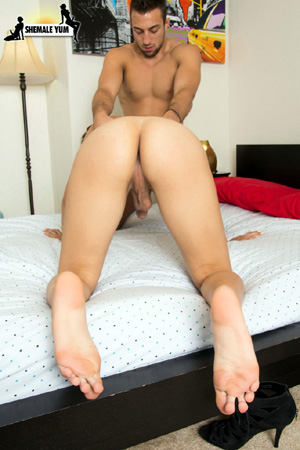 Big Dick Shemale Foot Fetish Porn
